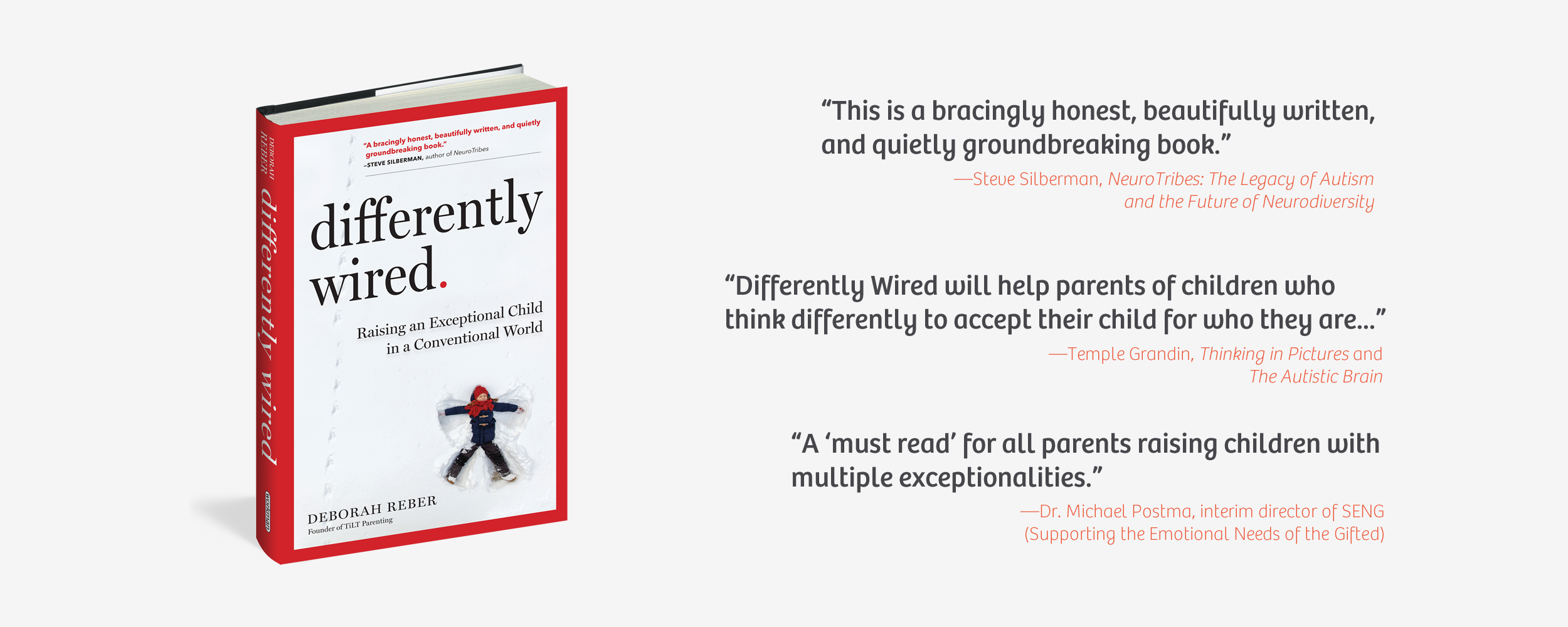 Differently Wired Pre-Order Page - Tilt Parenting